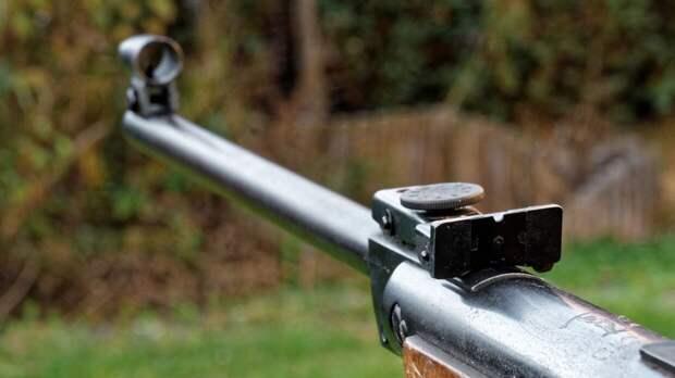 В Челнах местный житель вышел с ружьем на оживленную улицу