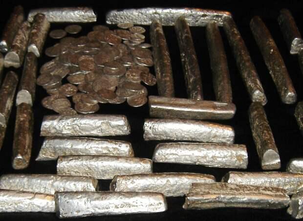Серебро на Руси (X—XIV вв.)