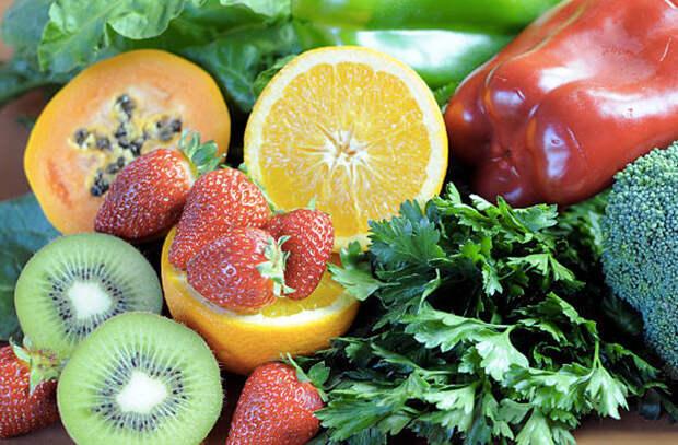 8 продуктов для усиления осеннего иммунитета