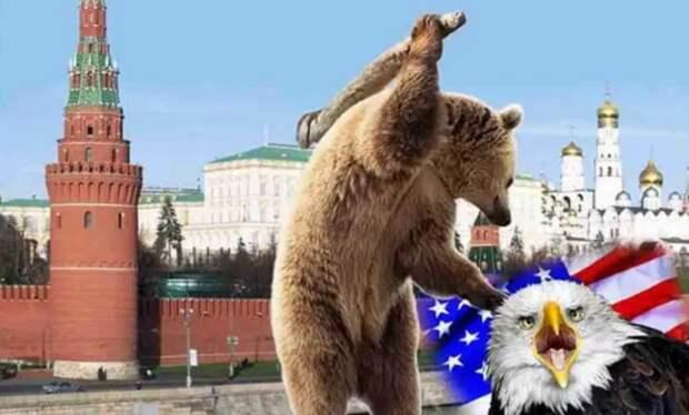 Дубина против тонкой нервной организации… Русские опять играют не по правилам
