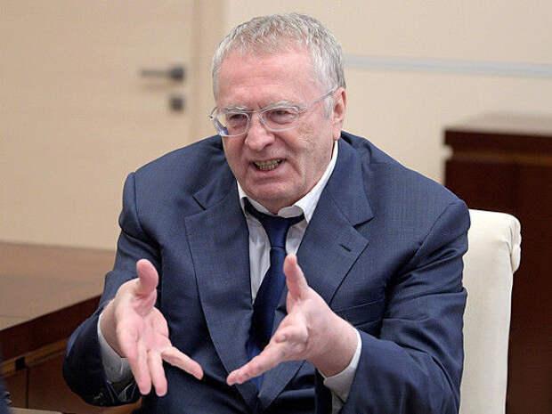 Жириновский ждёт включения Белоруссии в состав России