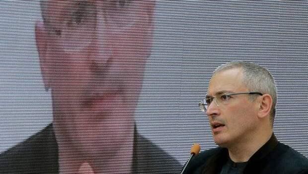 Ходорковский молится на русофоба Сороса