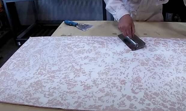 Декоративная штукатурка своими руками: быстро и недорого. Простая техника нанесения