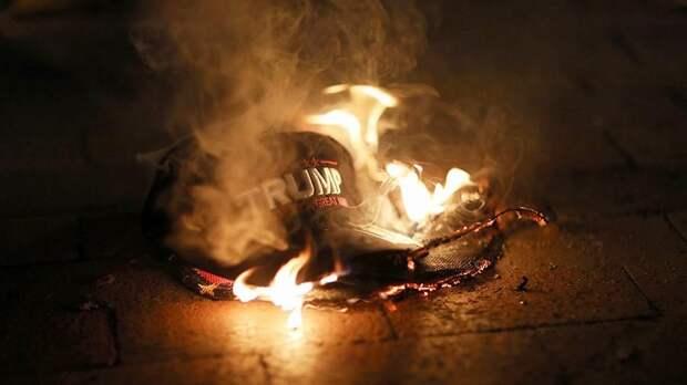Власти Орегона и Портленда обвинили Трампа в разжигании насилия в США