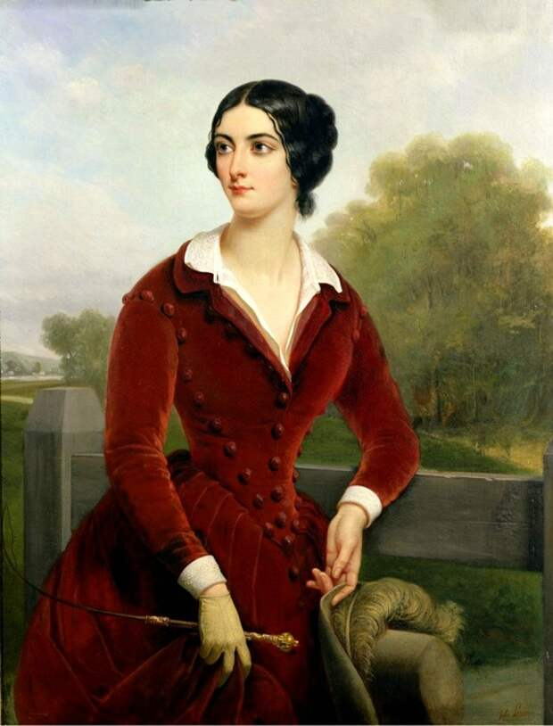 Лола Монтес - авантюристка XIX века. | Фото: puzzleit.ru.