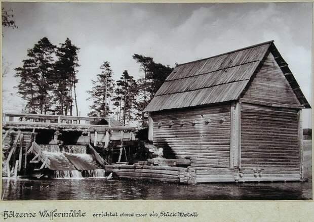 Плотина. Калужская область.