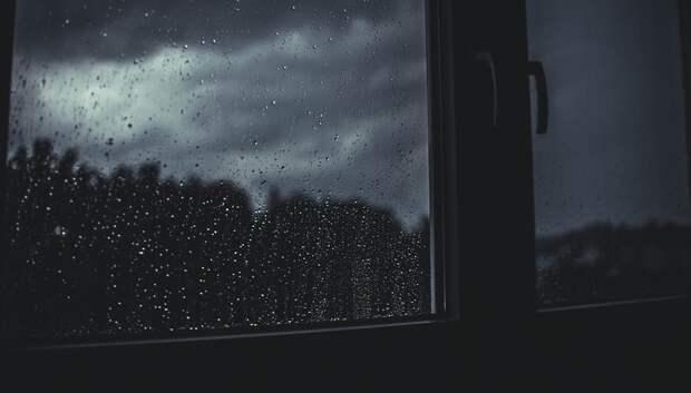 Кратковременные дожди с грозой ожидаются в Подольске в среду