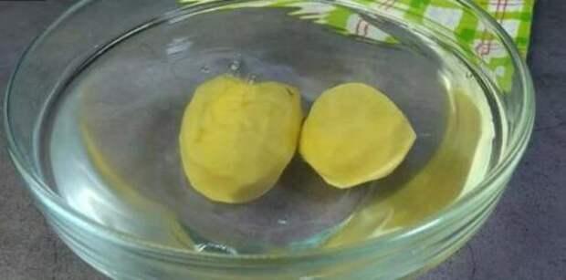 Взяла две картошки, два яйца и маленький кусочек сыра — а ужин приготовила такой, что за уши не оттянешь