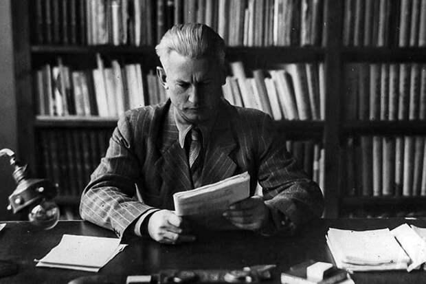 Александр Фадеев: в чём знаменитый писатель обвинил КПСС пред смертью