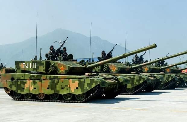 Вооруженные силы Китая возможно уже стали самыми мощными в мире