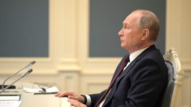 Кремль сообщил об отменном здоровье Путина