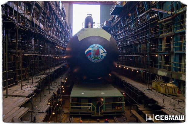 Россия будет строить больше «Ясеней» - новым атомоходам дали «зелёный свет».