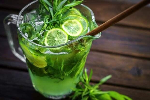 7 сочетаний для летних лимонадов - попробуйте!