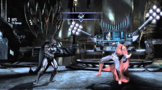 Киностудия Warner Bros. выпустит анимационный фильм на основе серии игр Injustice