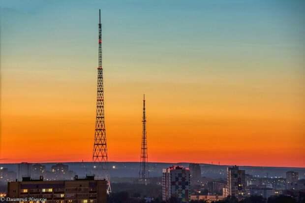 Для охвата большей территории понадобилось установить дополнительные телевышки / Фото: teron.online