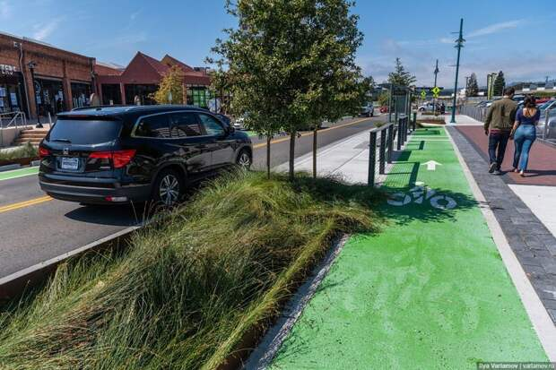 Как американцы проектируют улицы Городская среда, сан-франциско, сша, улицы