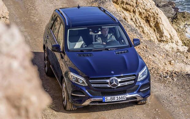 Mercedes-Benz GLE с пробегом — все основные болячки