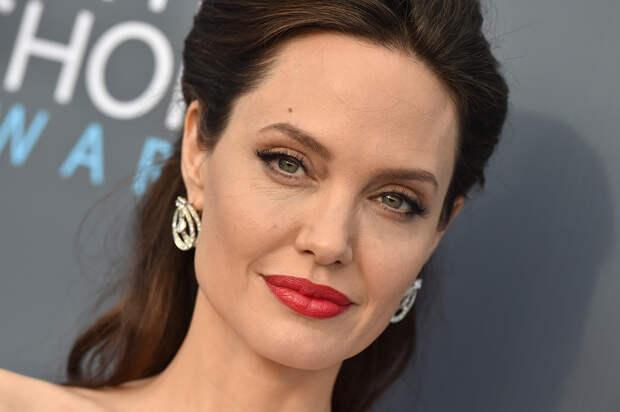 Анджелина Джоли пандемиия в Индии