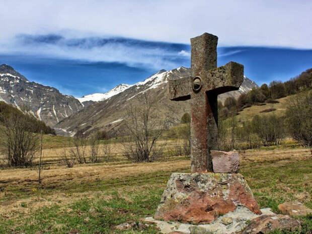 Достопримечательности и святые места Южной Осетии
