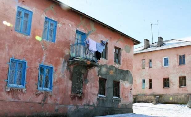 Причины и последствия жилищно-коммунального кризиса