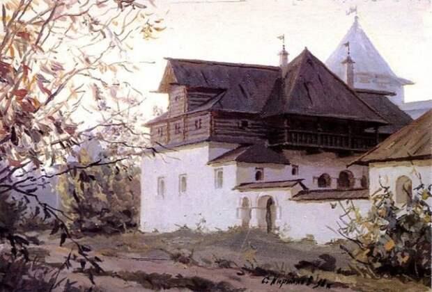 художник Сергей Кириллов картины - 09