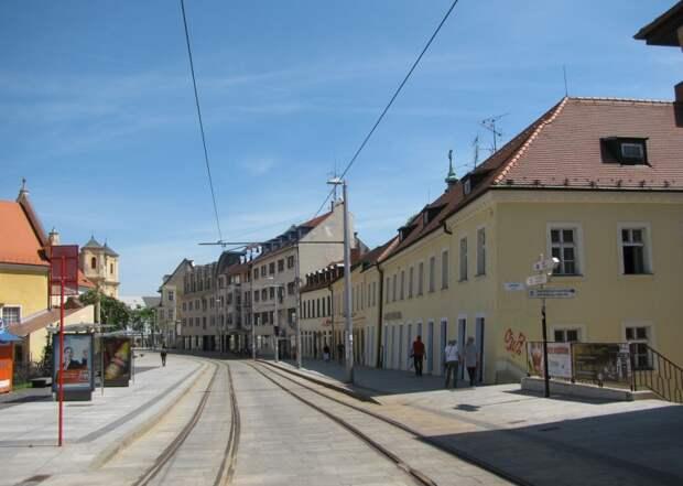 Прешпорек - самая уютная столица Европы