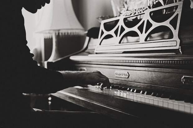 Фортепиано, Классическая Музыка, Пианист, Человек