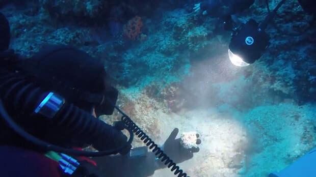 Первый курьез и очередная сенсация: завершился шестой сезон раскопок Антикитерского корабля