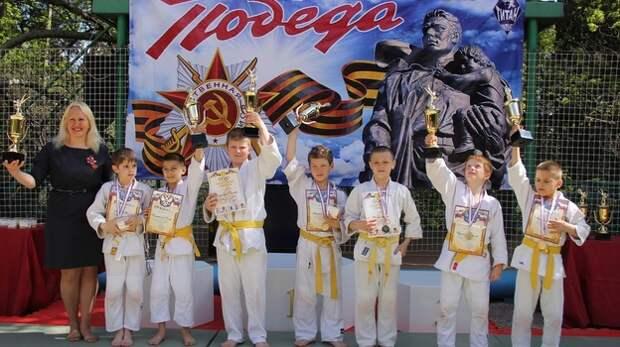 В Ялте прошёл турнир по дзюдо в честь Победы