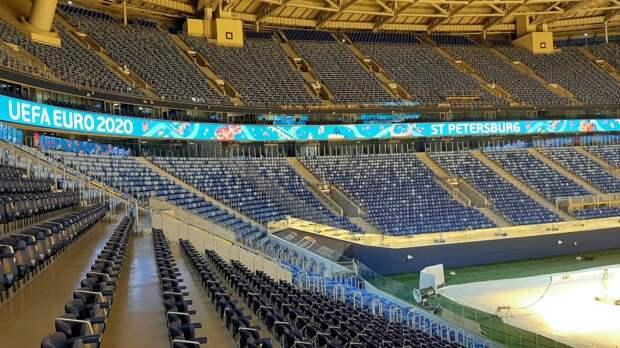 На матчи Евро в Петербурге допустят болельщиков из других стран