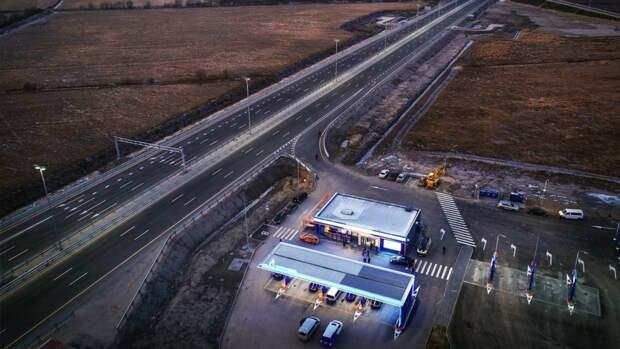 """Скоростной режим на трассе М-11 """"Нева"""" будет повышен"""