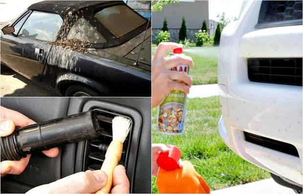 Небольшие хитрости, которые помогут привести машину в порядок.