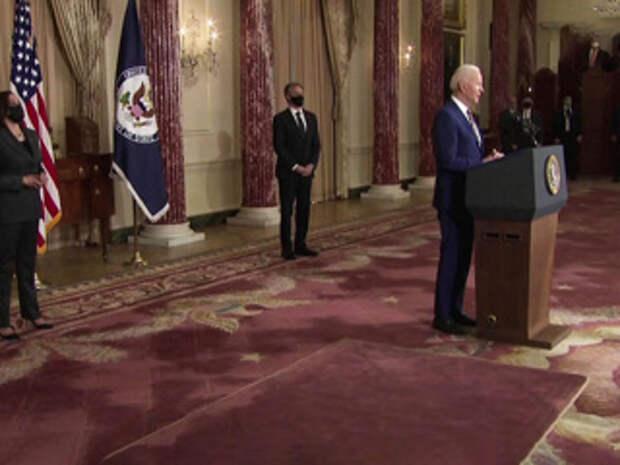 60 минут. Новая тактика США: Джо Байден наплевал на язык дипломатии