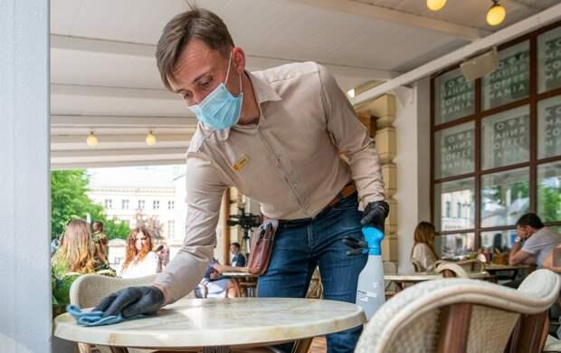 Кафе Gucci в центре Москвы грозит закрытие за нарушение антиковидных мер