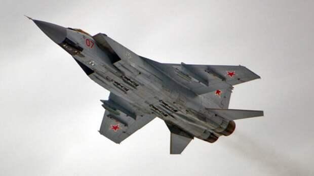 NI назвал преимущества российского истребителя МиГ-31