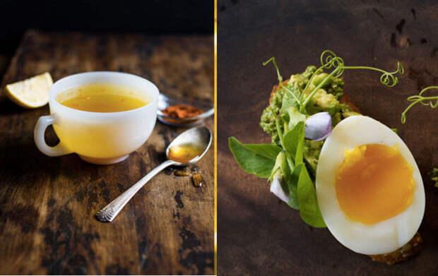 Питательные завтраки, которые помогут убрать живот