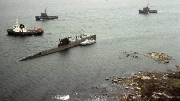 ЧП у Карлскруны: как неграмотный штурман завел советскую подлодку в сердце шведского флота