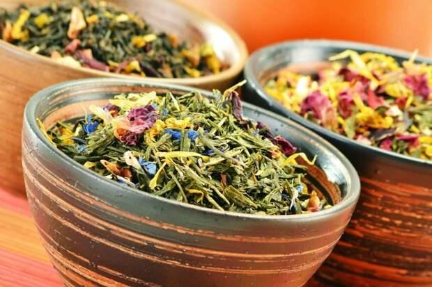 Лучшие чаи, которые борются с головными болями