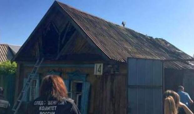 Оренбургский Следком заявил обубийстве вБугуруслане женщины сдетьми