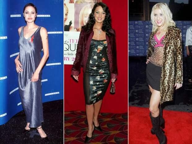Как выглядели звёзды Голливуда, впервые появившись на красной ковровой дорожке