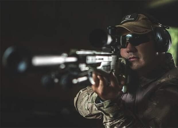 винтовка ВСВ-338