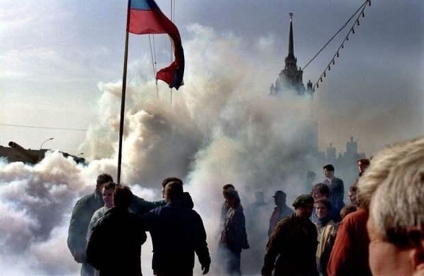 СССР, Россия и другие страны СНГ в конце 80-х - 90-х годах (47 фото)