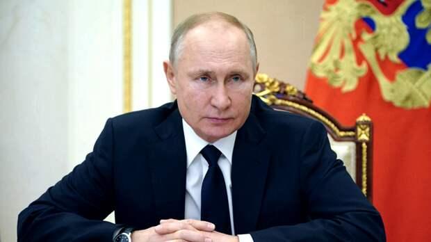 Путин заявил о строительстве Россией самого мощного ледокольного флота