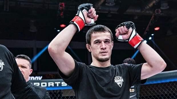Усман Нурмагомедов выложил пост после скандала с Чимаевым