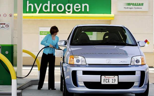 Автомобили на водородном топливе – будущее становится ближе