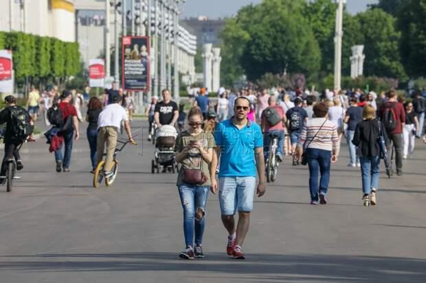 Собянин отменил введенный в Москве в связи с эпидемией пропускной режим