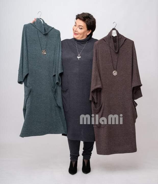 "Фото 8  - платье - туника ""MilaMi""."