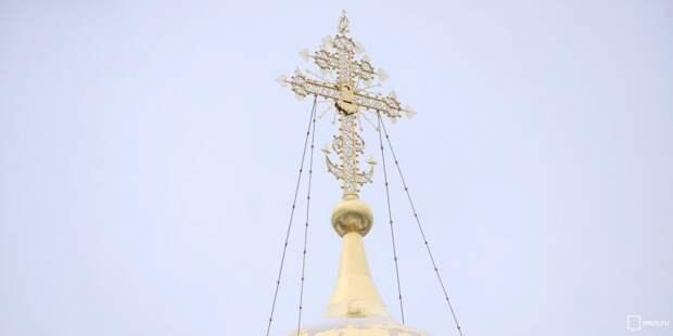 В храме в Новоподмосковном возобновились занятия воскресной школы