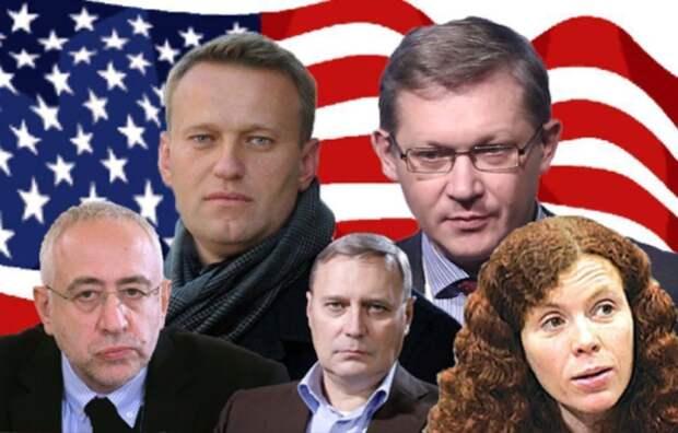 """Российских либералов """"главными патриотами США"""" назвал американский журналист Эдвард Дин Опп. Источник изображения: https://balalaika24.ru"""