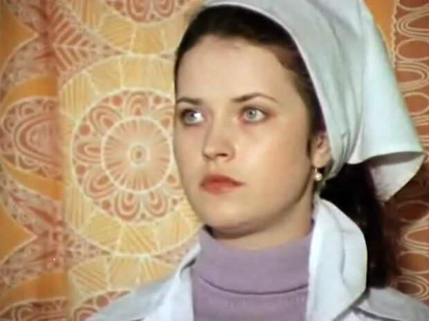 Людмила Шевель. Советская актриса с завораживающим взглядом